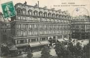 """75 Pari / CPA FRANCE 75001 """"Paris, rue du Louvre et central Hôtel"""""""