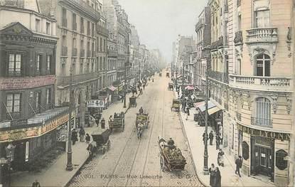 """/ CPA FRANCE 75015 """"Paris, rue Lecourbe"""""""