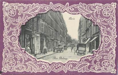 """/ CPA FRANCE 75017 """"Paris, Rue Dulong"""""""