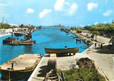 """/ CPSM FRANCE 13 """"Port de Bouc, le canal de navigation"""""""