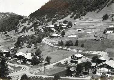 "/ CPSM FRANCE 74 ""Montriond, le village des granges"""