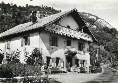 """/ CPSM FRANCE 74 """"Onnion, hôtel Beau Site"""""""