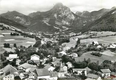 """/ CPSM FRANCE 74 """"Saint Paul en Chablais, les faverges et la dent d'Oche"""""""