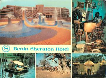"CPSM BENIN ""Sheraton Hotel"""