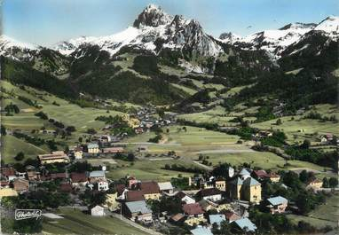 "/ CPSM FRANCE 74 ""Bernex, panorama"""
