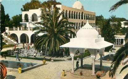"""CPSM TUNISIE """"Hammamet, Hotel Fourati"""""""