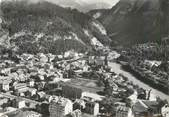 """74 Haute Savoie / CPSM FRANCE 74 """"Cluses, vue panoramique aérienne"""""""