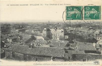 "/ CPA FRANCE 84 ""Bollène,vue générale"""