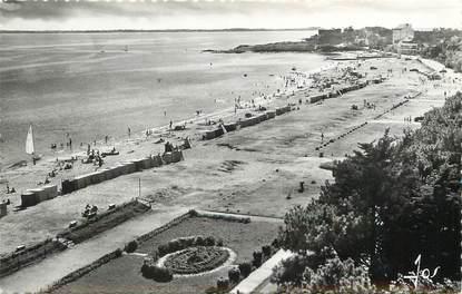 """/ CPSM FRANCE 56 """"Carnac plage, la grande Plage"""""""