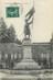 """/ CPA FRANCE 52 """"Langres, statue de Jeanne d'Arc"""""""
