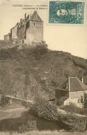 """/ CPA FRANCE 23 """"Boussac, le château"""""""