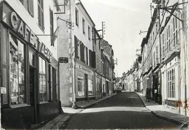 """/ CPSM FRANCE 58 """"Lormes, grande rue"""""""