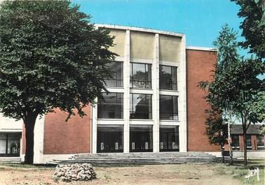 """/ CPSM FRANCE 59 """"Hautmont, le centre culturel"""""""