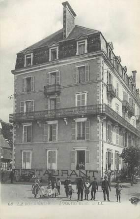 """/ CPA FRANCE 63 """"La Bourboule, l'hôtel de Russie"""""""
