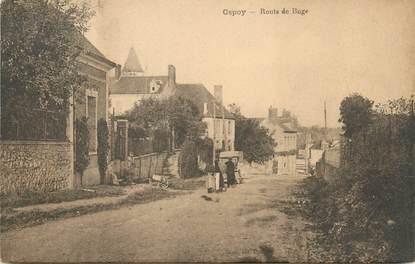 """/ CPA FRANCE 45 """"Cepoy, route de Buge"""""""