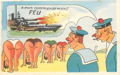 """CPA JEAN DE PREISSAC  """"A mon commandement, Feu!"""""""