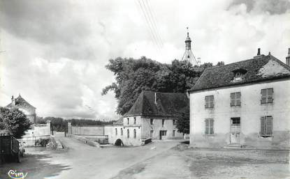 """/ CPSM FRANCE 21 """"Talmay, entrée du château"""""""