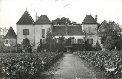 """/ CPSM FRANCE 21 """"Pommard, château de la Commaraine"""""""