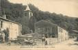 """/ CPA FRANCE 54 """"Bouillonville, le quartier de l'église, l'école"""""""