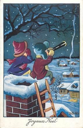 """CPA ROB VEL  """"Joyeux Noel"""""""