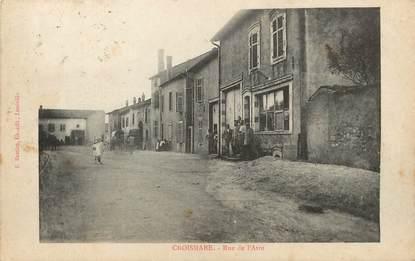 "/ CPA FRANCE 54 ""Croismare, rue de l'Atre"""
