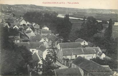 """/ CPA FRANCE 78 """"Gonnecourt, Clachaloze, vue générale"""""""