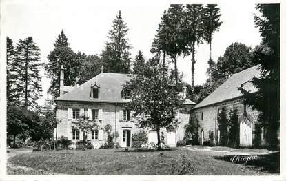 """/ CPSM FRANCE 19 """"La Celle, le château"""""""