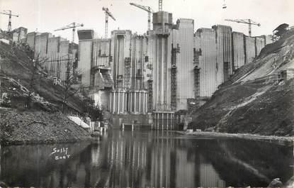 """/ CPSM FRANCE 19 """"Le barrage de Bort """""""