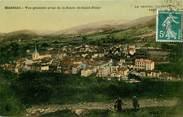 """15 Cantal CPA FRANCE 15 """"Massiac, vue générale prise de la route de Saint Flour"""""""