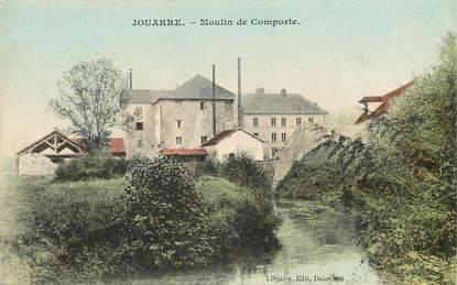 """CPA FRANCE 77 """"Jouarre, Moulin de Comporte"""""""