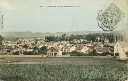 """CPA FRANCE 77 """"Coulommiers"""""""