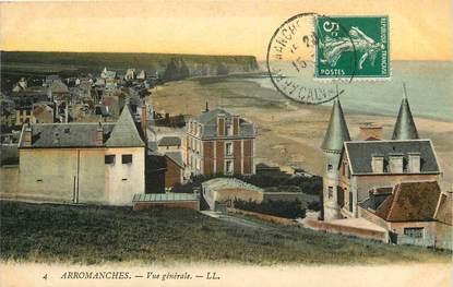 """CPA FRANCE 14 """"Arromanches, vue générale"""""""