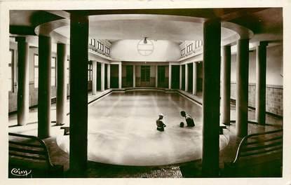 Cpsm france 39 salins les bains la piscine 39 jura for Piscine salins les bains
