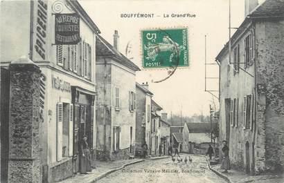 "/ CPA FRANCE 95 ""Bouffémont, la Grand'rue"""