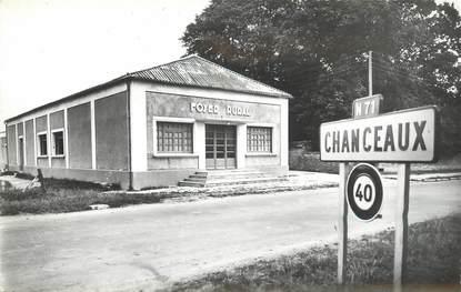 """/ CPSM FRANCE 21 """"Chanceaux, le foyer rural """""""