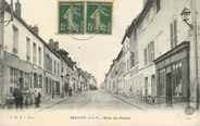 "91 Essonne / CPA FRANCE 91 ""Massy, rue de Paris"""