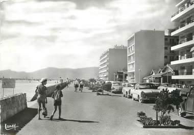 """/ CPSM FRANCE 66 """"Canet Plage, boulevard de Front de Mer"""""""