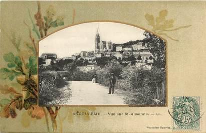 """CPA FRANCE 16 """"Angoulême, Saint Ausonne"""""""