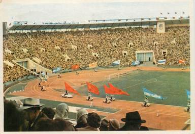 """CPSM RUSSIE """"Moscou""""  /  STADE"""
