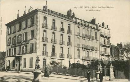 "CPA FRANCE 83 ""Hyères"""