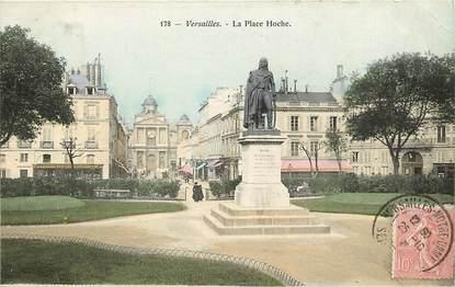 """CPA FRANCE 78 """"Versailles, la Place Hoche"""""""