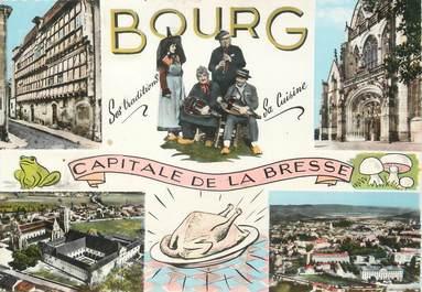 """/ CPSM FRANCE 01 """"Bourg en Bresse"""""""