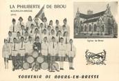 """01 Ain / CPSM FRANCE 01 """"Bourg en Bresse, la Philiberte de Brou"""""""