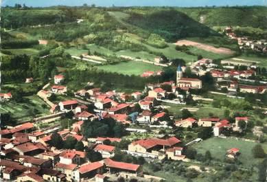 """/ CPSM FRANCE 01 """"Beynost, le village et la côte Rotie"""""""