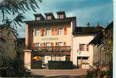 """/ CPSM FRANCE 01 """"Divonne les Bains, hôtel pension Beau Regard"""""""