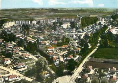 """/ CPSM FRANCE 01 """"Rillieux, vue panoramique résidence de la Roue"""""""