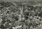 "02 Aisne / CPSM FRANCE 02 ""Chauny, l'église Saint Martin"""
