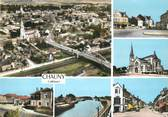 "02 Aisne / CPSM FRANCE 02 ""Chauny"""