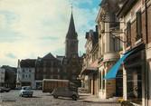 """02 Aisne / CPSM FRANCE 02 """"Chauny, place de l'hôtel de ville"""""""