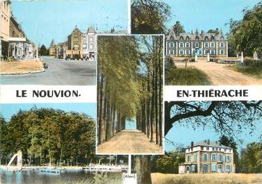 """/ CPSM FRANCE 02 """"Le Nouvion en Thierache"""""""